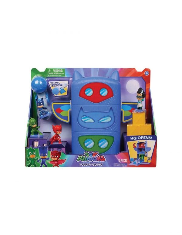 Pj Masks - PlaySet quartier generale