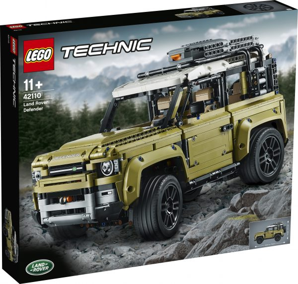 LEGO TECHNIC - Land Rover Defender - 42110 LEGO TECHNIC