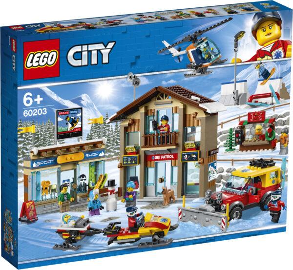 LEGO 60203 - Stazione sciistica LEGO CITY
