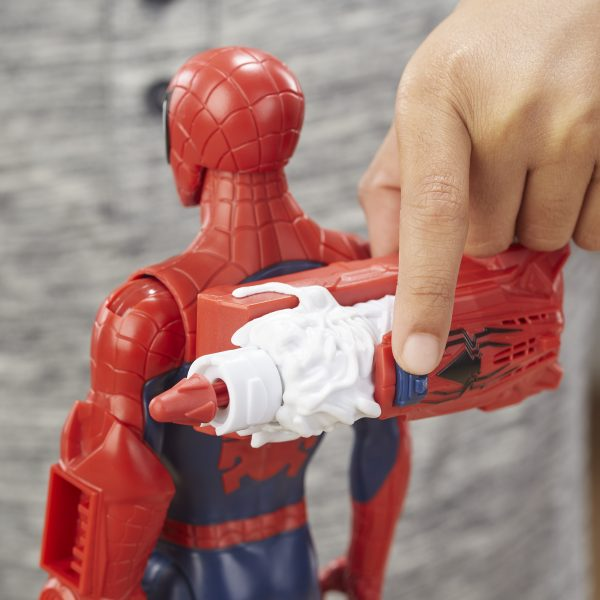 Spider-Man: Far From Home - Titan Hero Power FX (personaggio 30 cm)