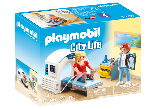 Playmobil Radiologo