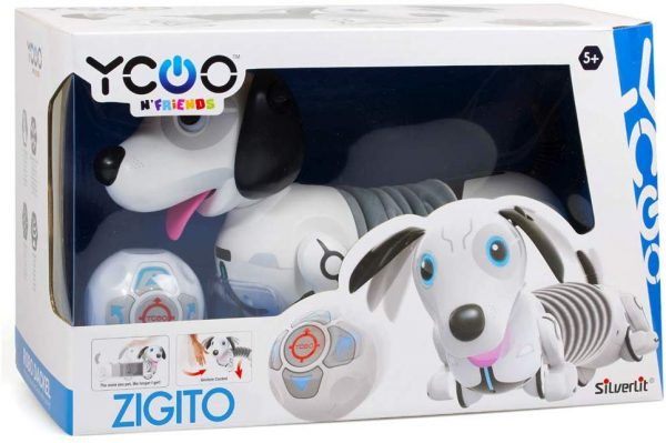 Zigito Cane Robot