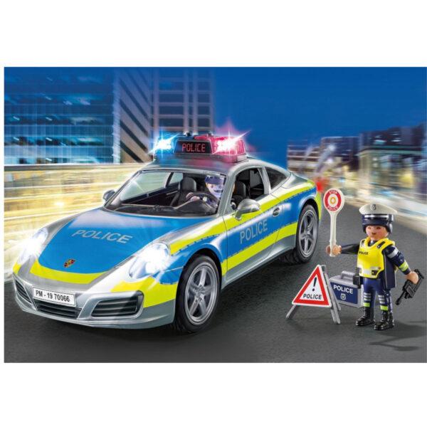 PORSCHE 911 CARRERA 4S POLICE PORSCHE