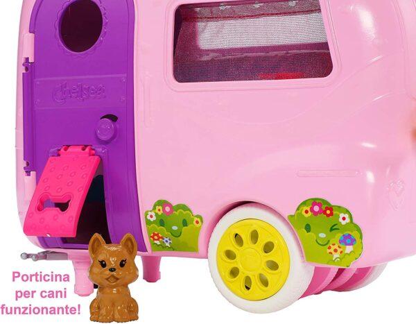 Barbie il Camper di Chelsea - Altre bambole e accessori