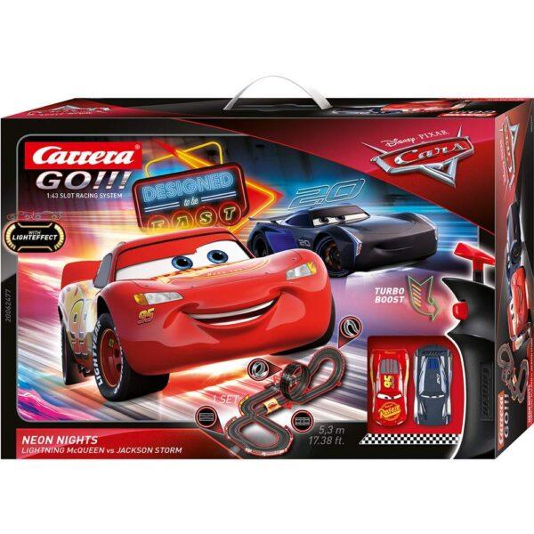 Carrera Toys - Disney Pixar Cars - Neon Nights