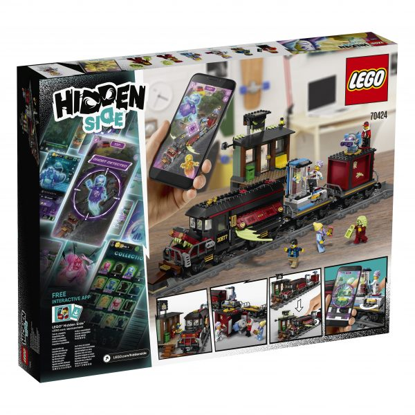 70424 - Hidden Side Espresso Fantasma    LEGO - HIDDEN SIDE