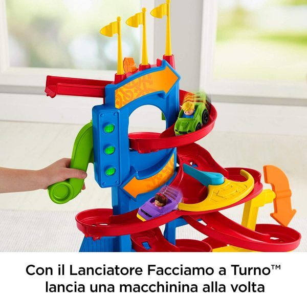 Fisher-Price - Little people - città trasformabile