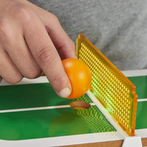 Hasbro Gaming- Tiny Pong Gioco Elettronico per Bambini