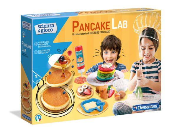 Pancake Lab