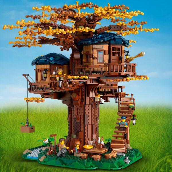 LEGO 21318 - Casa sull'albero    LEGO IDEAS