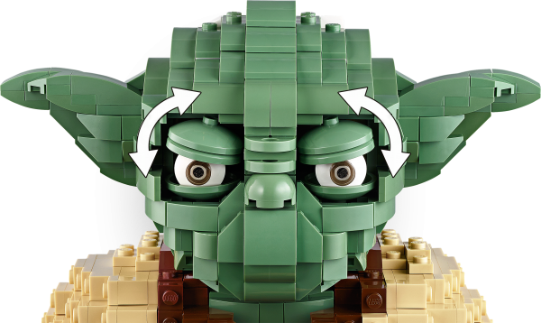 75255 - Yoda™ - LEGO® Star Wars™ - Costruzioni