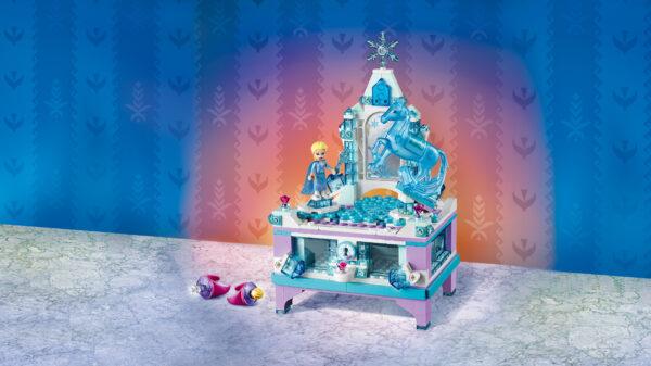 LEGO® Disney Frozen  LEGO 41168 - Il portagioielli di Elsa