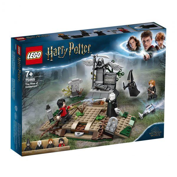 L'ascesa di Voldemort - 75965 Harry Potter, LEGO® Harry Potter™