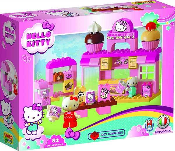 Hello Kitty pasticceria 8695-00hk compatibile Lego Duplo