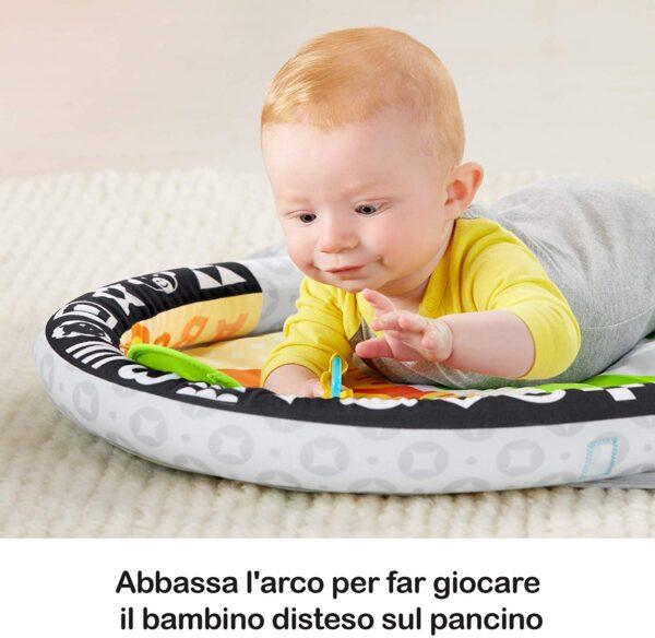 Fisher-Price Palestrina Pieghevole degli Animali