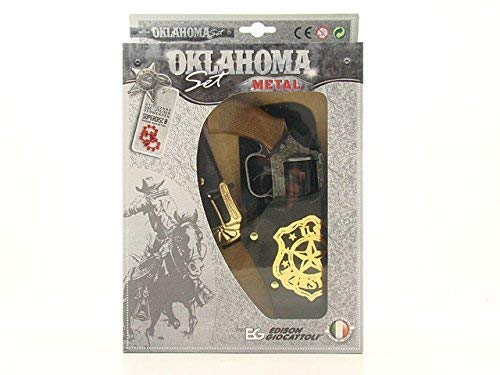 Oklahoma Set W Box Metal Pistola e Fucili