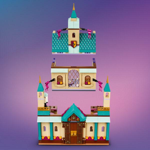 LEGO® Disney Frozen  LEGO 41167 - Il villaggio del Castello di Arendelle