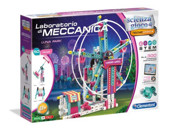 Laboratorio di Meccanica - Luna Park
