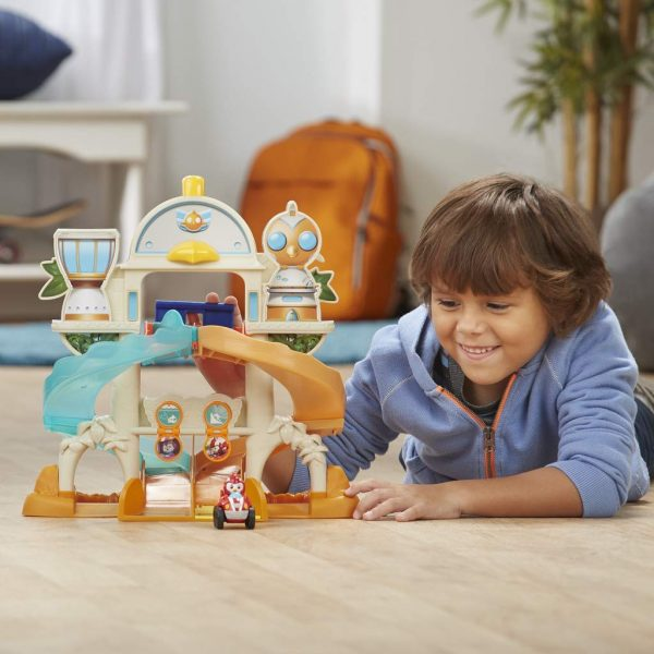 Top Wing - Pista delle Missioni con Rampa di Lancio per Bambini - Giochi di ruolo infanzia e prescolare
