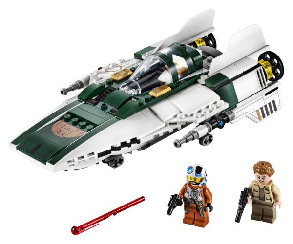 LEGO 75248 - A-Wing Starfighter™ della Resistenza    LEGO® Star Wars™