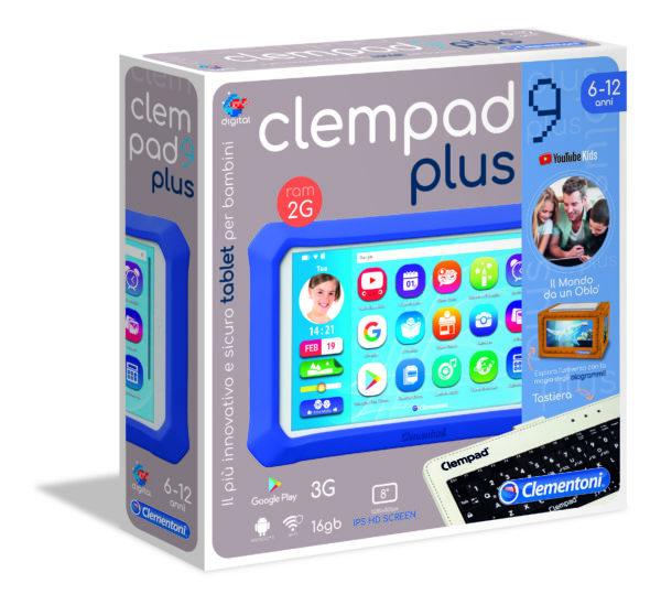 CLEMPAD 9.0 PLUS - Costruzioni