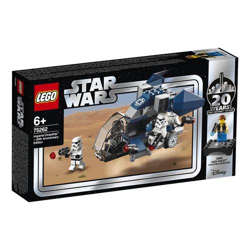 LEGO Star Wars Imperial Dropship – Edizione 20° Anniversario - 75262 Star Wars