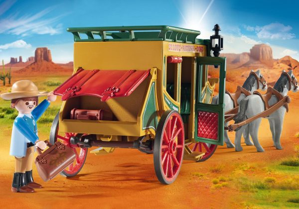Playmobil 70013 - Carrozza Western (Limited Edition