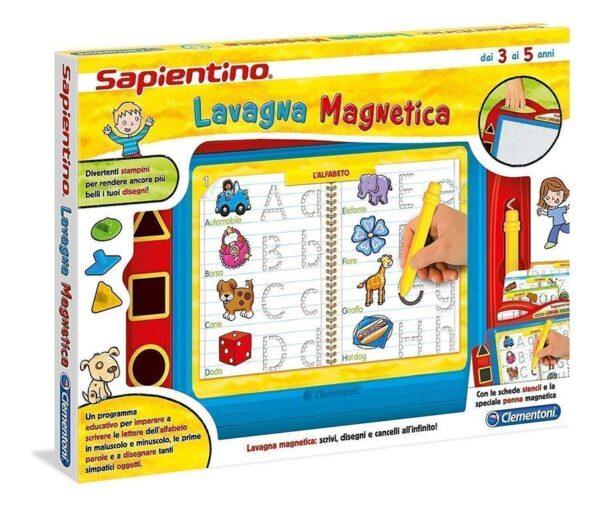 Clementoni - 12037D - Sapientino - Lavagna Magnetica