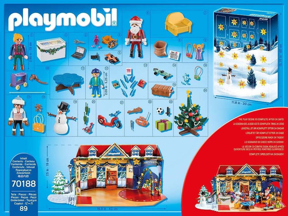 Playmobil 70188 - Calendario dell'Avvento - Il Negozio Dei ...