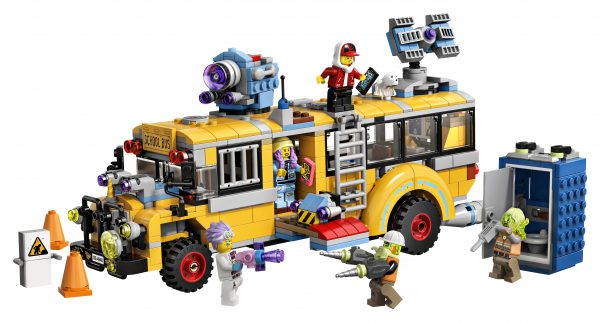 LEGO - HIDDEN SIDE  70423 - Hidden Side Autobus di intercettazione paranormale 3000