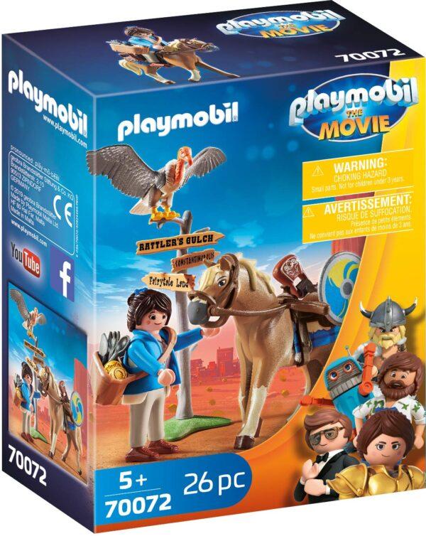 PLAYMOBIL: THE MOVIE 70072 - Marla Con Cavallo