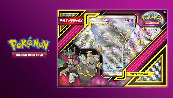 Luna Pallida-GX - Collezione Pokémon Trevenant & Dusknoir-GX
