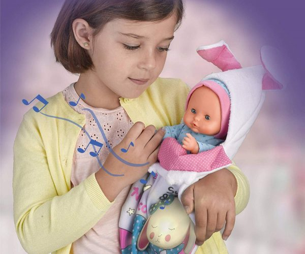 Nenuco - Sacchetto Magico, Bambola con luci e Suoni, per Bambine e Bambini a Partire da 10 Mesi (Famosa 700015021) - Bambolotti e accessori