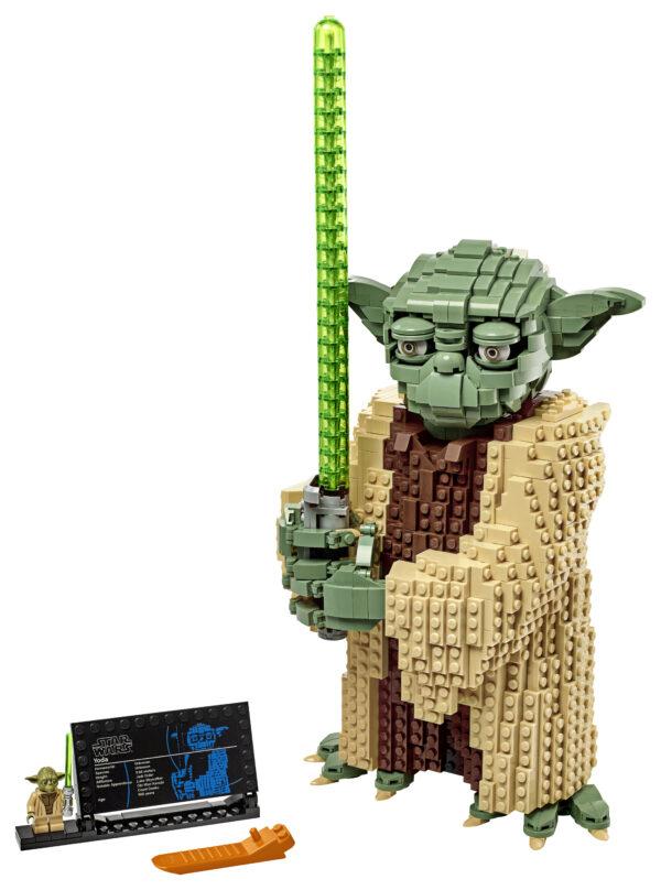LEGO 75255 - Yoda™    LEGO® Star Wars™
