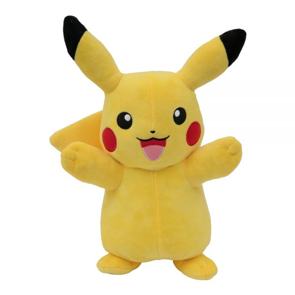 Pokemon Pikachu Interattivo Luci e Suoni