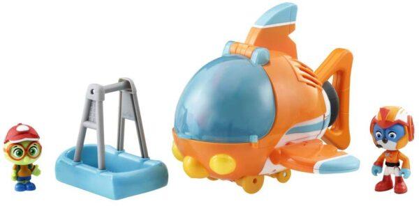 Top Wing Swift Deluxe Rescue Vehicle - Giochi di ruolo infanzia e prescolare
