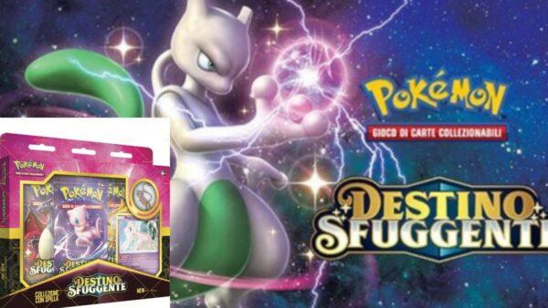 Poteri Supremi - Collezione Pokémon Destino Sfuggente