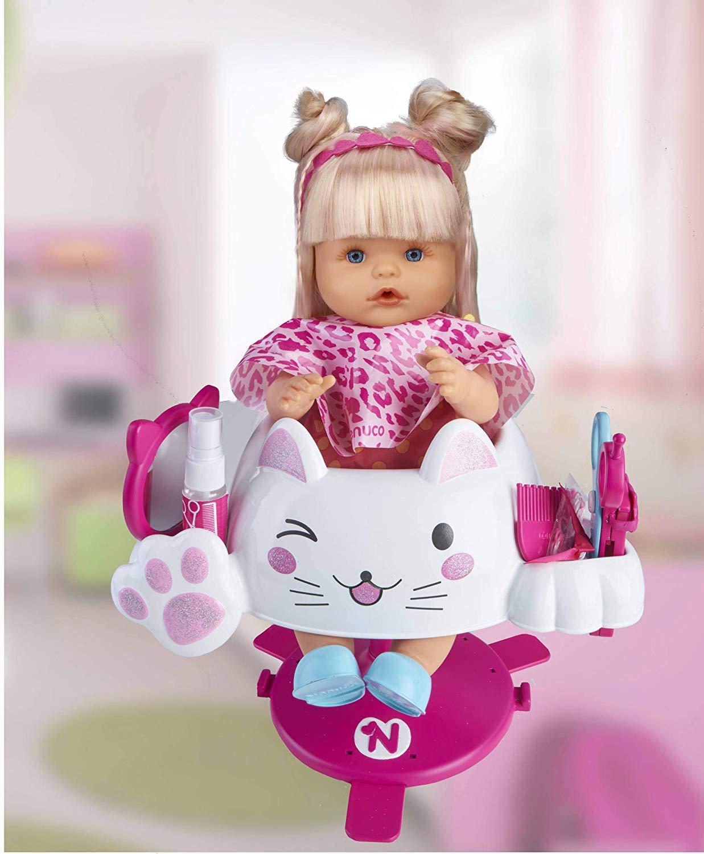 bambola parrucchiera