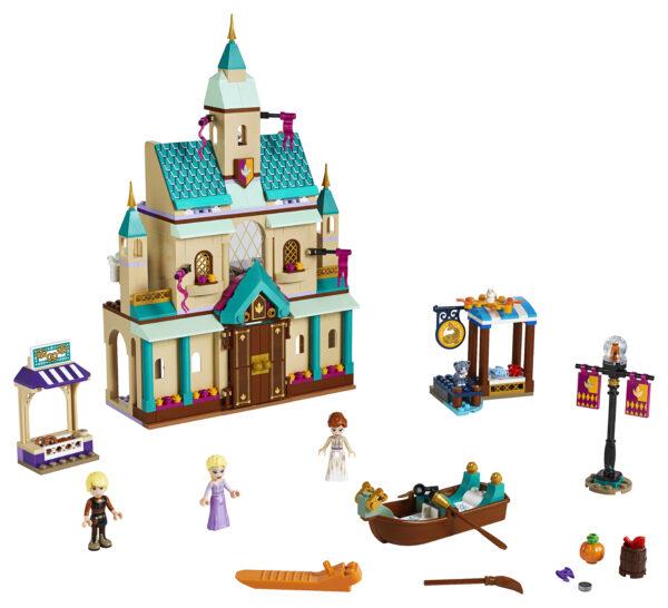 LEGO 41167 - Il villaggio del Castello di Arendelle    LEGO® Disney Frozen