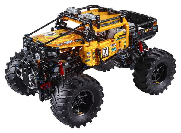 LEGO TECHNIC - Fuoristrada X-treme 4x4 - 42099    LEGO TECHNIC
