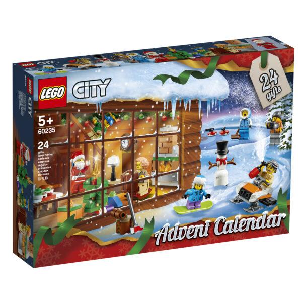 City Calendario dell'Avvento - 60235 City
