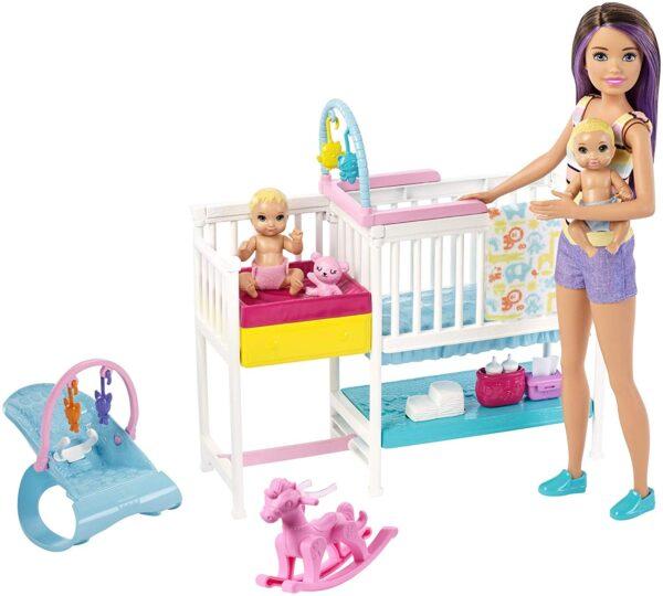 Barbie Playset Skipper Nurserie
