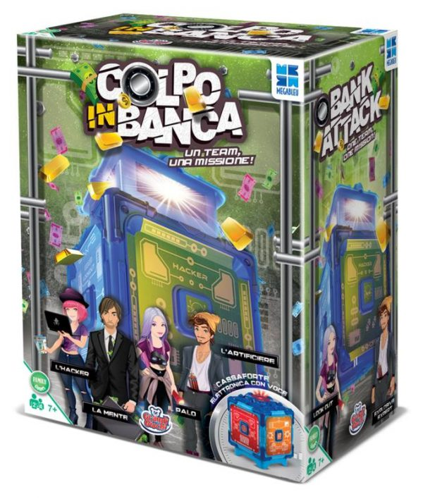 Colpo in Banca