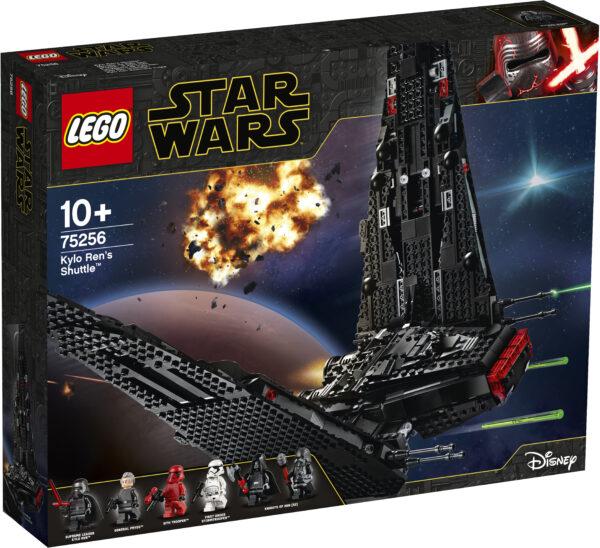 75256 - Shuttle™ di Kylo Ren LEGO® Star Wars™