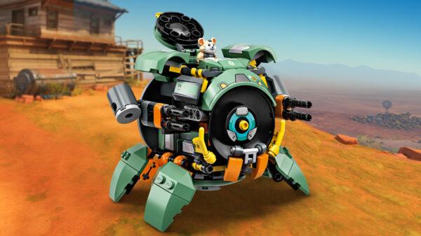 75976 - Wrecking Ball - LEGO OVERWATCH - Costruzioni