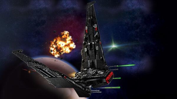 LEGO® Star Wars™  75256 - Shuttle™ di Kylo Ren