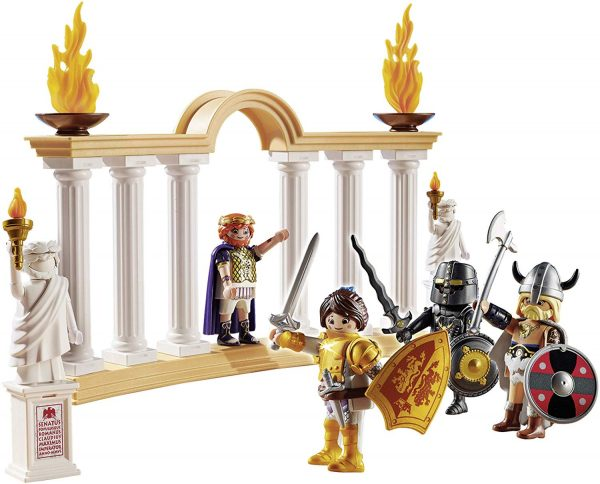PLAYMOBIL: THE MOVIE 70076 - Imperatore Maximus Nel Colosseo