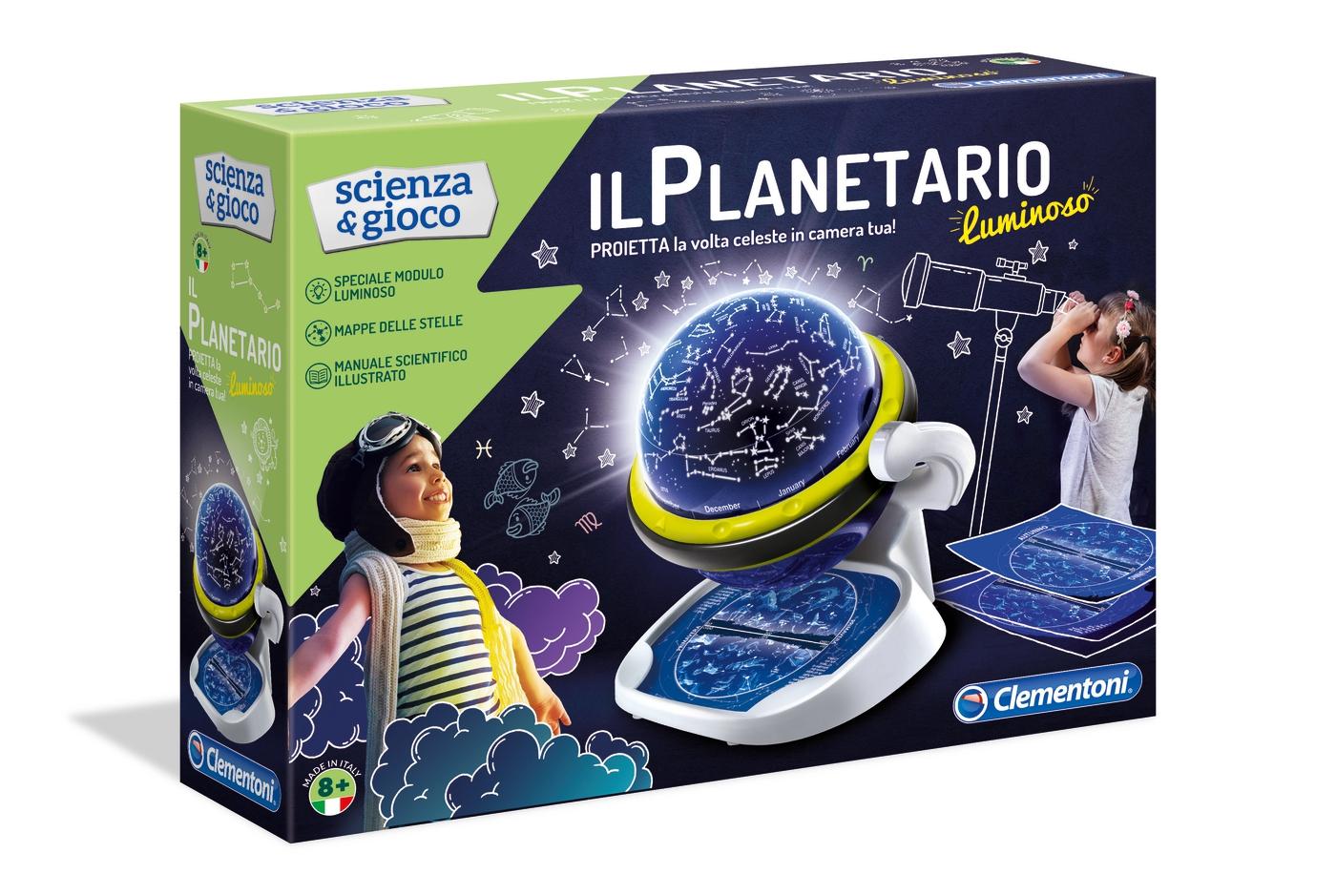 Clementoni - 12776 - focus planetario -