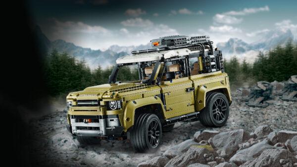 LEGO TECHNIC  LEGO TECHNIC - Land Rover Defender - 42110