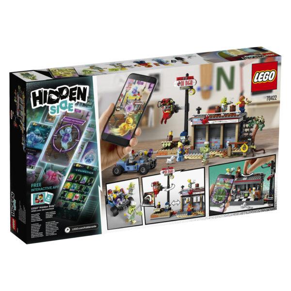 70422 - Hidden Side Attacco alla capanna dei gamberetti - LEGO - HIDDEN SIDE - Costruzioni
